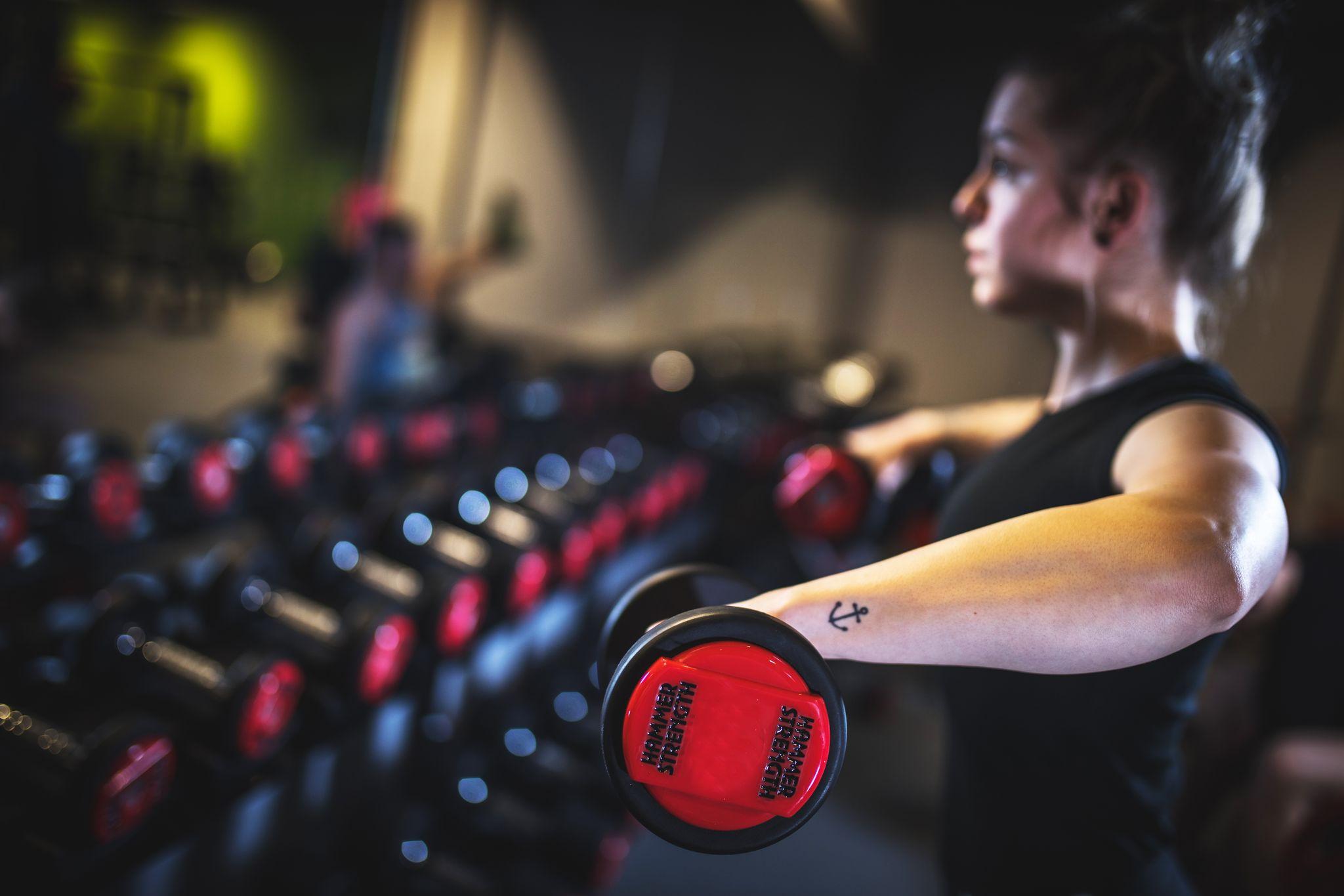 Wenn Fitness Deine Leidenschaft ist ...