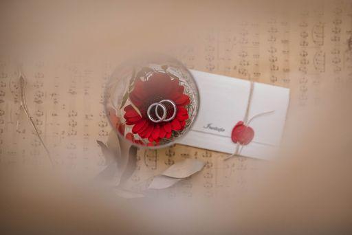 Wenn ihr mit den Banderolen alles bereit habt, könnt ihr eure Hochzeitskarten verschicken.