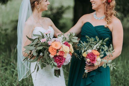 Die Hochzeitsgäste sind ein wichtiger Teil eurer Hochzeit. Mit individuellen Dankeskarten könnt ihr euch für ihre Anwesenheit bedanken.