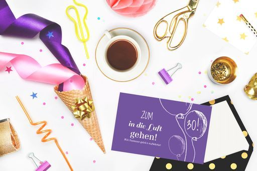 Für jede Party die richtige Geburtstagseinladung gibt es nur bei hochzeitseinladunge.de.