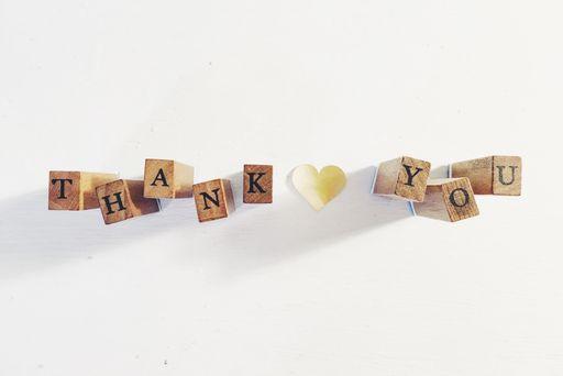 Mit euren Dankeskarten zeigt ihr eure Wertschätzung auf ganz besondere Weise.