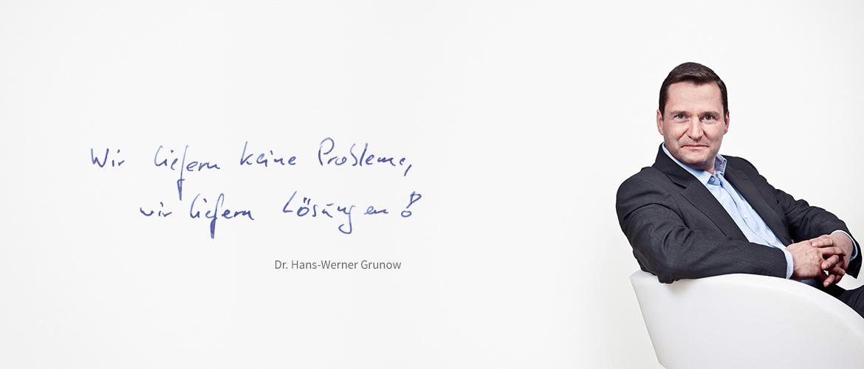 Dr. Hans-Werner Grunow